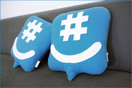 GroupMe Pillow