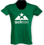 TechStars Ladies' T-shirt