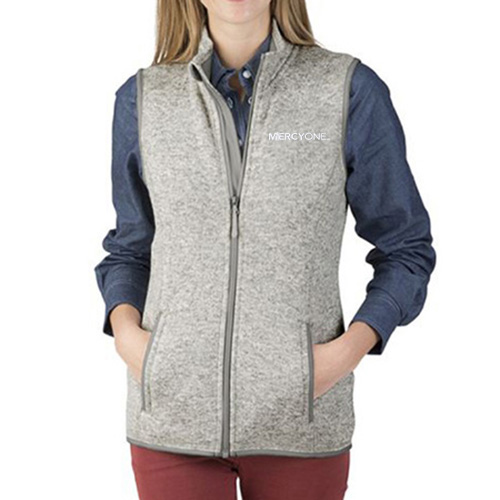Charles River Women's Pacific Heather Vest