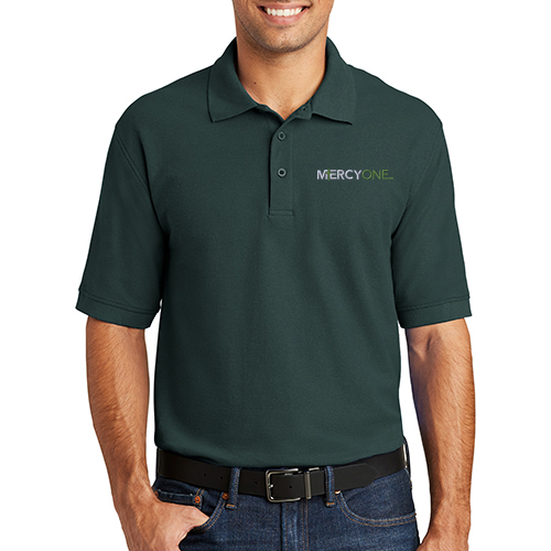 Port & Company Men's Core Blend Pique Polo