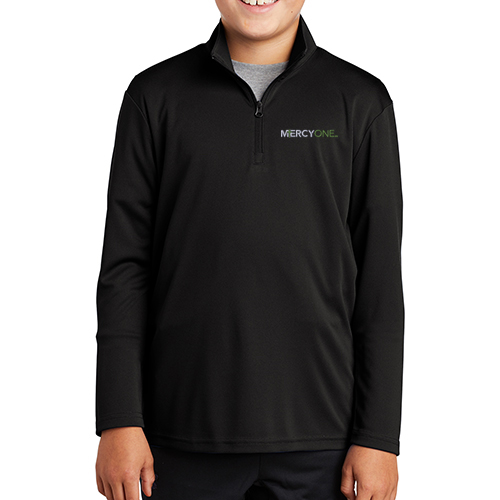 Sport-Tek Youth Competitor 1/4-Zip Pullover