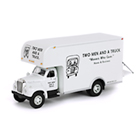 1/34 Scale Diecast Steel Moving Truck