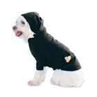 Hooded Dog T-Shirt with Pouch