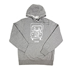 1985 Logo Pullover Hooded Sweatshirt