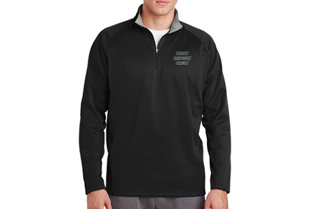 Sport Wick 1/4-Zip Fleece Pullover