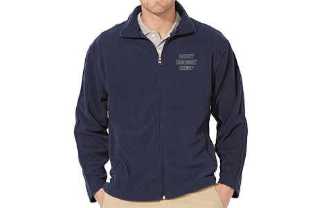 FeatherLite Men's Moisture Resistant Microfleece Full-Zip Jacket