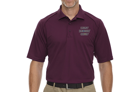 Ash City Men's Performance Snag Protection Polo