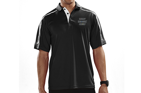 TriMountan Men's Titan Polo