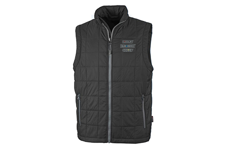 Charles River Men's Quilted Radius Vest