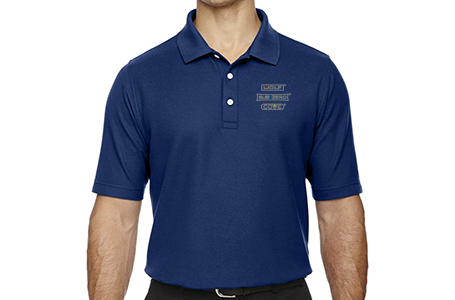 Devon & Jones Men's Cotton Pique Performance Polo