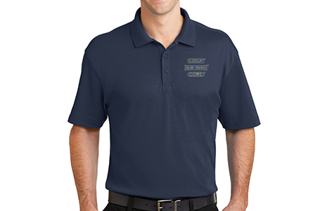 Port Authority Men's Silk Touch Interlock Performance Polo