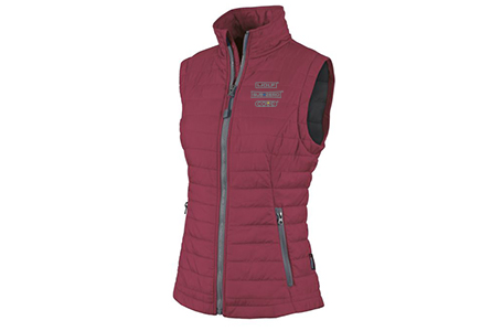 Charles River Ladies Radius Quilted Vest