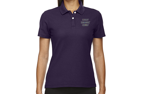 Devon & Jones Ladies Cotton Pique Performance Polo