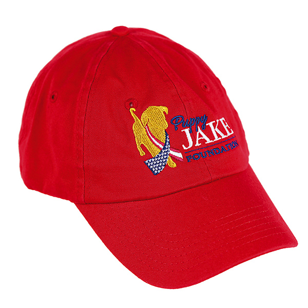 Puppy Jake Soft-Body Baseball Cap