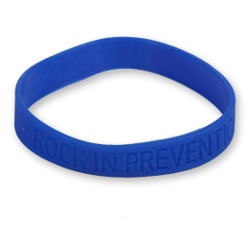 Rock In Prevention Wristbands