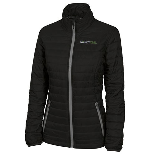Charles River Women's Lithium Quilted Jacket